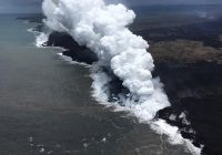 Lava from Hawaii volcano creeps closer to power plant