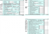"""Here's the new """"postcard-sized"""" IRS Form 1040"""