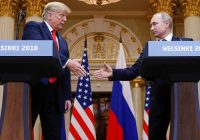 Commentary: Conservatives turn on Trump after Putin presser