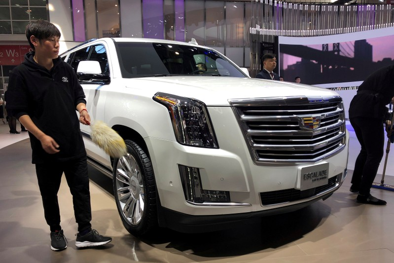 General Motors's China vehicle sales growth rate eases in second-quarter - FAN