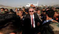 Suicide blast kills 14 near Afghanistan airport