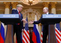 Trump sides with Putin over U.S. intel in remarkable press conference