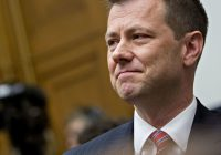 GoFundMe page for fired FBI agent Peter Strzok raises $325,000 in one day