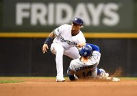 Dodgers defeat Brewers in Game 7, will face Red Sox in World Series