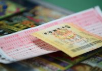 Powerball winning numbers announced for $476M jackpot