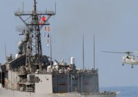 US reportedly considers new warship passage through Taiwan Strait