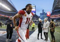NFL notebook: Fitzgerald pondering Cardinals return