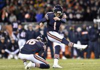 No winning kickers in Chicago's Cody Parkey challenge