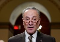 Schumer to force vote on U.S. decision to lift sanctions on Russia firms