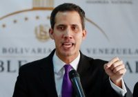 Venezuela intelligence agents release opposition leader Guaido – official