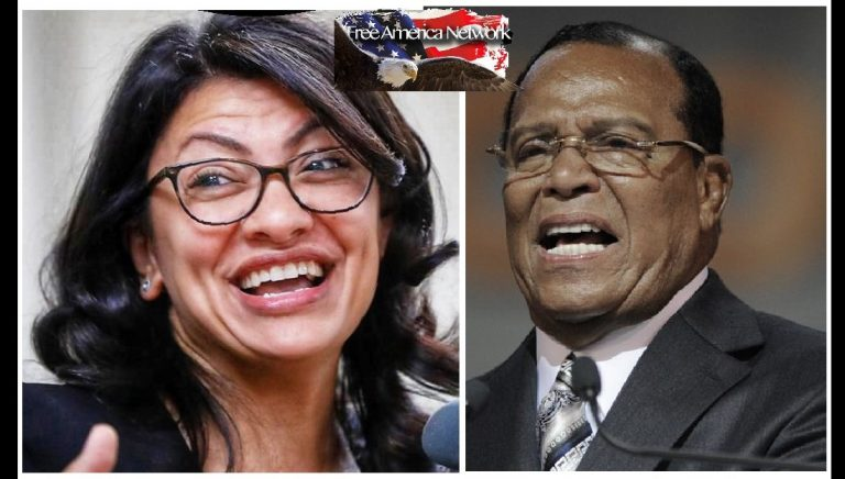 Rashida Tlaib Wrote a Column for Louis Farrakhan