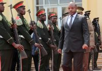 Burundi authorities detain schoolgirls accused of scribbling over president's picture