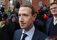 Facebook spent $20 million last year on Zuckerberg's personal security, up 4 times from 2016