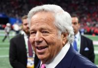 "Kraft's lawyer calls video in prostitution case ""basically pornography"""