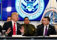 Trump urged now-Homeland Security boss to close Mexico border, would pardon him: Reports