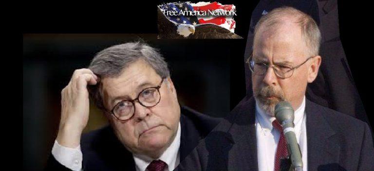 Will John Durham be the Man to Drain the Swamp?