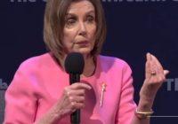 Manipulated Pelosi Video, Take 2