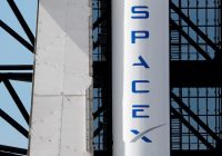 SpaceX launches first satellites for Musk's Starlink internet service