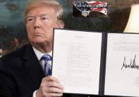 Trump Hits Iran with Hard Sanctions through Executive Order