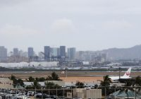 Chaos at Honolulu airport after false report of shooter