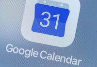 Google Calendar experiencing outage, company says
