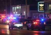 Off-duty officer shot dead while trying to stop armed robbery