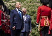 Trump Bungles Climate Change in UK