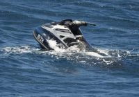 American couple's jet ski recovered after mysterious disappearance