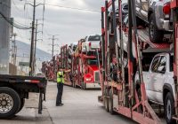 Mexican-made autos stream across border at record rate in first half of 2019