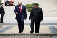 Trump Has Historic Handshake in North Korea