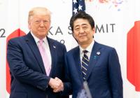 Trump on 'Unfair' U.S.-Japan Security Treaty