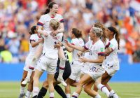 US wins World Cup on Megan Rapinoe, Rose Lavelle goals