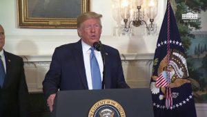 Trump Speaks to America in Wake of Weekend Shootings