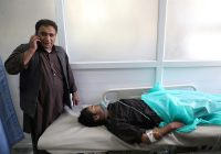 Taliban suicide bomber kills at least 10 civilians, two foreign force members in Kabul