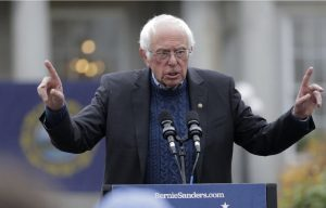 Bernie Sanders: Gun Buybacks Unconstitutional?