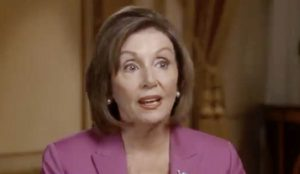 Did Pelosi Threaten Trump?