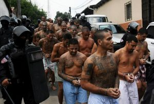 Almost 100 MS-13 Members and Associates Arrested
