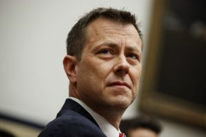 Does the First Amendment Protect Peter Strzok?