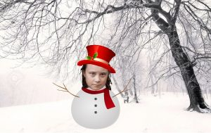 Frosty the Bitter Snow Troll