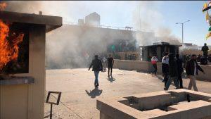 Iran Blamed for US Embassy Attack in Iraq