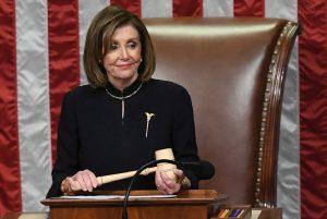 Is Nancy Pelosi Getting Coal for Christmas?