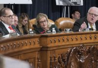 Judiciary Committee ends debate on impeachment articles