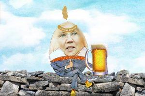 The Humpty Dumpty Democrats