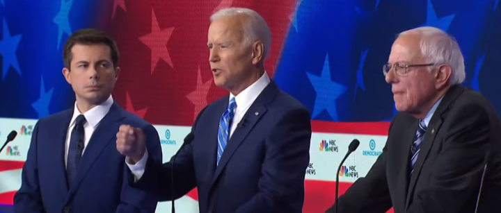 Biden vs. Sanders on Social Security and Medicare