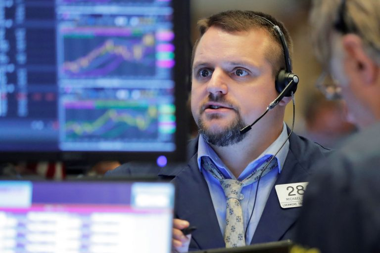 Stock market live updates: Stocks roll over, fear gauge surges, coronavirus effect, Boeing falls