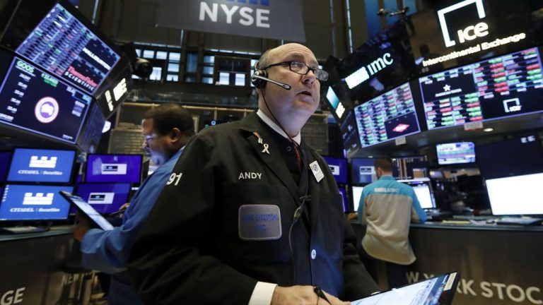 Stocks rally to new records as housing booms