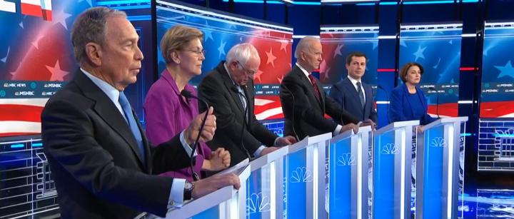 FactChecking the Las Vegas Democratic Debate