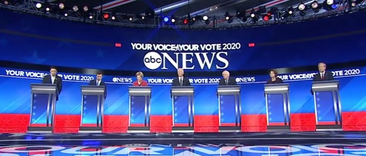 FactChecking the New Hampshire Democratic Debate