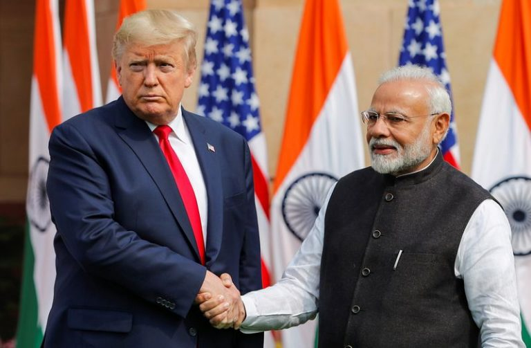 India to purchase over $3 billion defense equipment from U.S. – Trump