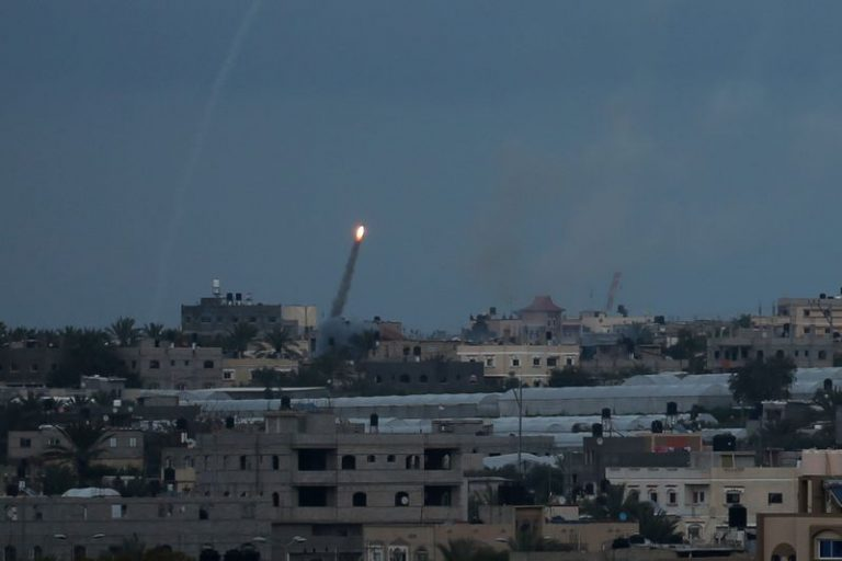 Israel-Gaza ceasefire takes hold after two-day flare-up